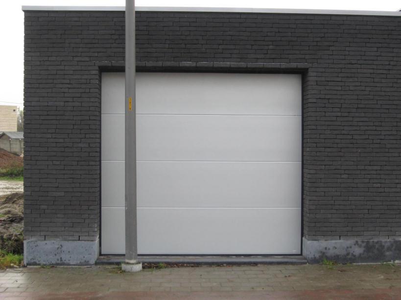 Garagepoort stephanie en koen 39 s weblog - Hoe amenager zijn garage ...
